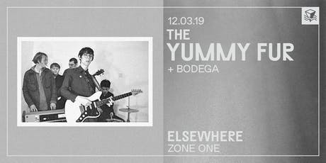 The Yummy Fur @ Elsewhere (Zone One) tickets