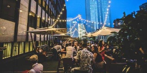 Terrazza Hilton Hotel Milano By Martini - Giovedì 18 Luglio 2019 - Rooftop Cocktail Party con Dj Set - Lista Miami - Accrediti e Tavoli al 338-7338905