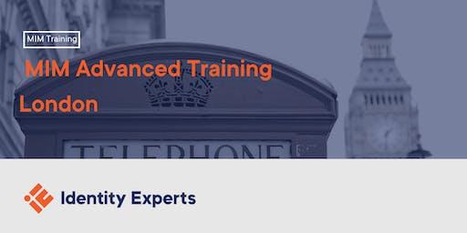 MIM Advanced Training - London