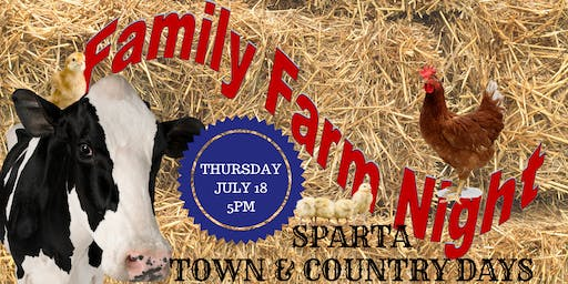 Family Farm Night Drawing Registration
