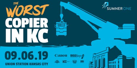 The 4th Annual Worst Copier in KC Technology Showcase tickets