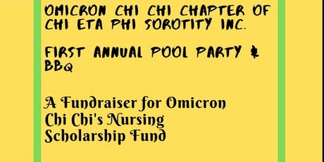 OXX BBQ/POOL PARTY FUNDRAISER tickets