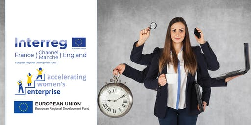 Accelerating Women's Enterprise - Time Management - Pool