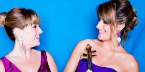 Violin and piano recital by virtuoso duo Francesca Dego...