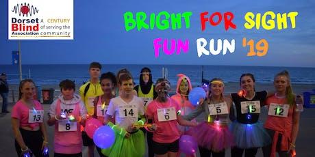 BRIGHT FOR SIGHT Fun Run - Boscombe tickets