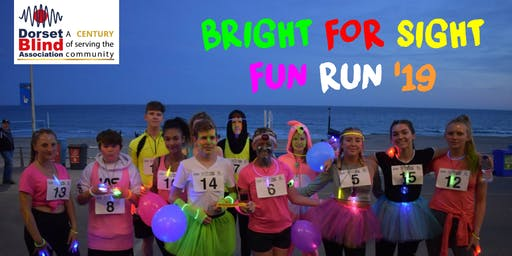 BRIGHT FOR SIGHT Fun Run - Boscombe