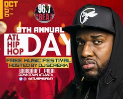 10th Annual Atlanta Hip Hop Day Festival