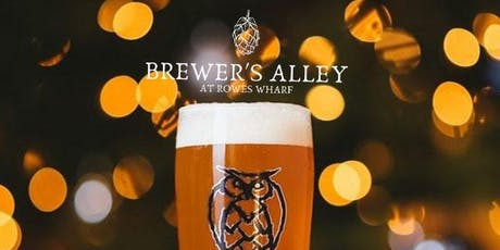 Night Shift Brewing at Brewer's Alley tickets
