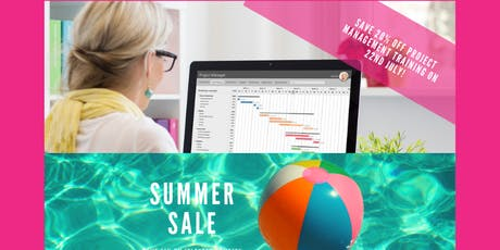 Project Management Course - Manchester - Summer Sale - save 20%! tickets