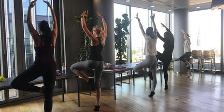 AFTERWORK BARRE CLASS: Work out your Body & Mind with BoxMind tickets