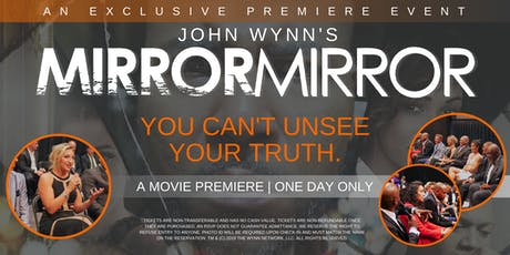 Disney Springs 24 Premiere | John Wynn's Mirror Mirror tickets