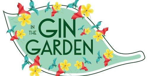 In the Gin Garden...