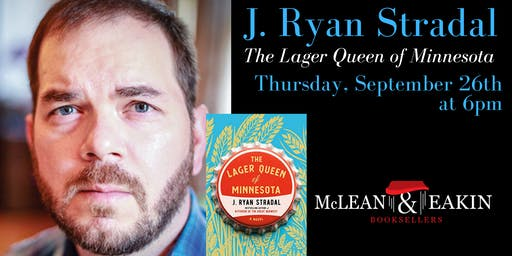 Pie & Lager with J. Ryan Stradal