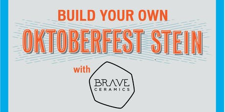 Build Your Own Oktoberfest Stein tickets