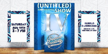 (Untitled) IV: Awards Show tickets
