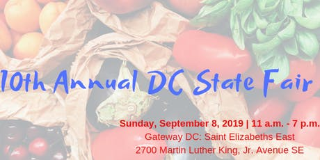 2019 DC State Fair tickets