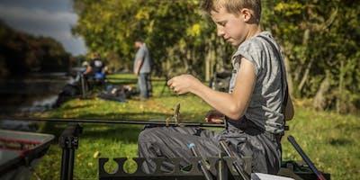 Get Fishing at Suffolk Water Park