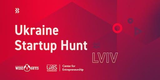Ukraine Startup Hunt: Lviv edition