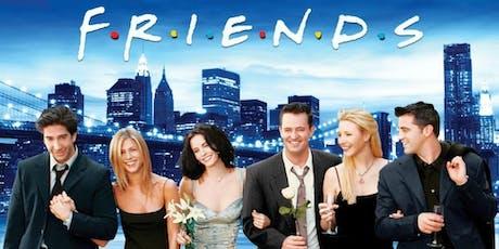 Friends Themed Trivia at Back Bay Social! tickets