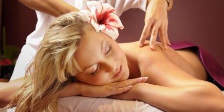 Jardin d'himalaya  vous propose des massages de Bien-être énergétiques billets