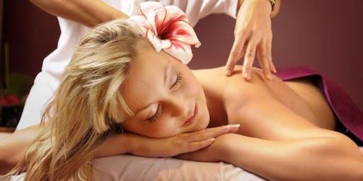 Jardin d'himalaya  vous propose des massages de Bien-être énergétiques