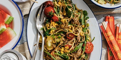 #DINNERCLUB: #DoubleAwesomeChineseFood Cookbook Feast featuring UFI produce & mama Shiang's mushrooms tickets
