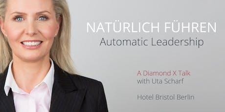 Automatic Leadership - Natürlich Führen Tickets