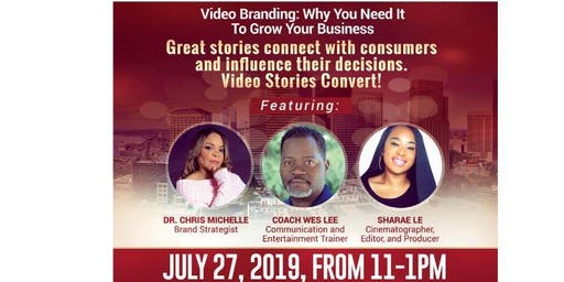 Use Video to Brand. Market. Convert!