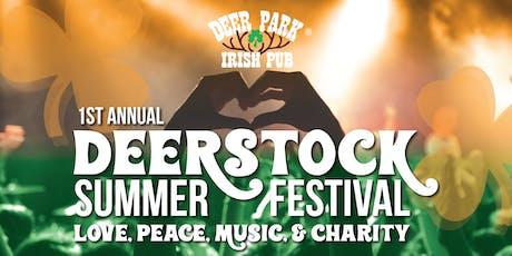 DEERSTOCK SUMMER FESTIVAL tickets