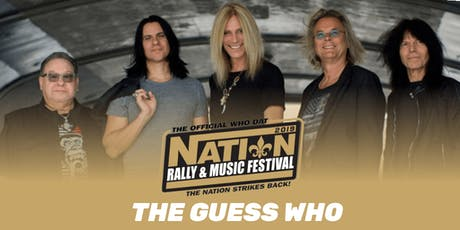 The Guess Who tickets