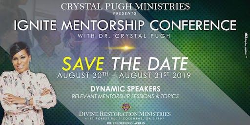 "Crystal Pugh Ministries ""IGNITE MENTORSHIP CONFERENCE"" Dr. Crystal Pugh"