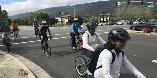 Dublin/Pleasanton Community Bike Ride