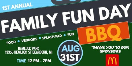 Free Family Fun Day BBQ presented by The Ultimate Ladies Night  tickets
