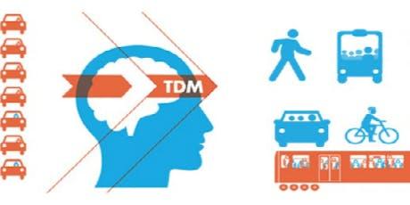 Travel Demand Management & Travel Behavior Change tickets