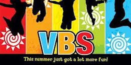 Vacation Bible School tickets