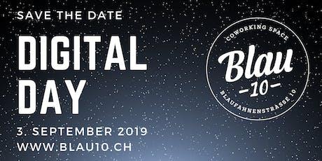 Digital Day 2019  Tickets