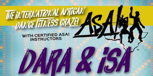 ASA! African Dance Fitness Pop-Up