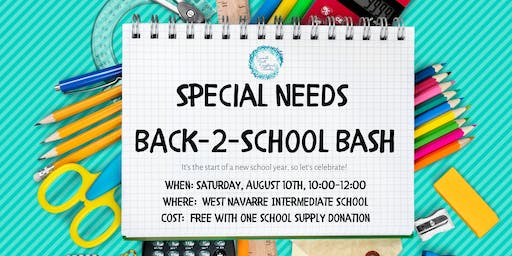 Special Needs Back-2-School Bash