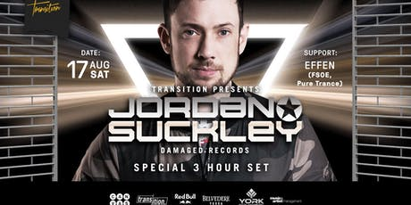 Transition ft Jordan Suckley tickets