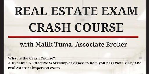 FREE Maryland Real Estate Exam Crash Course