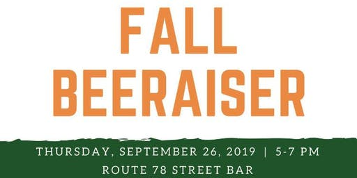 Fall Beeraiser 2019