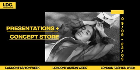 LONDON FASHION WEEK: Lone Design Club's Presentations + Concept Store tickets