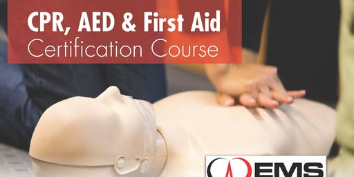 CPR, AED and First Aid Training for Church Folks