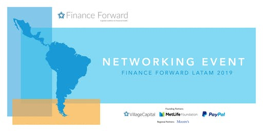 Village Capital Networking Event - Finance Forward: LatAm 2019 - Brazil