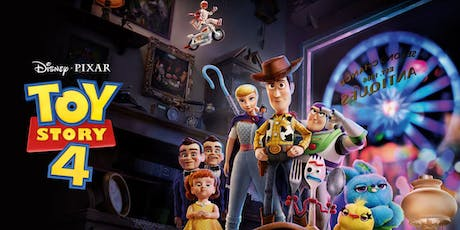 Toy Story 4 Screening tickets