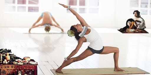 Shakespearean Yoga
