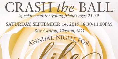 2019 Crash the Ball- Friends of Birthright Night for Life Gala tickets