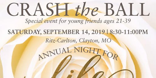 2019 Crash the Ball- Friends of Birthright Night for Life Gala