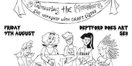 Queering The Monster | Zine Workshop tickets