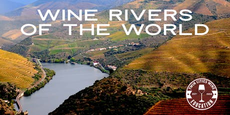 Wine Rivers of the World: Columbia, Willamette, and Russian tickets